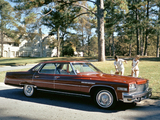 Buick Electra Hardtop Sedan 1975 wallpapers