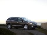 Buick Enclave 2012 photos