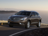 Buick Enclave 2012 photos