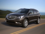 Photos of Buick Enclave 2012