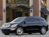 Pictures of Buick Enclave Black Platinum Edition 2007