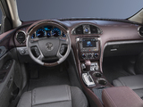 Pictures of Buick Enclave 2012–17