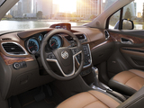 Buick Encore 2012 pictures
