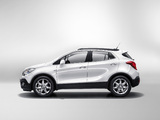 Buick Encore CN-spec 2012 wallpapers