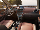 Pictures of Buick Encore 2012
