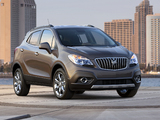 Wallpapers of Buick Encore 2012