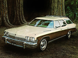 Buick Estate Wagon (4BR35/45) 1974 pictures