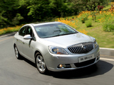Buick Excelle GT 2010 pictures