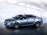 Buick Excelle GT 2010 wallpapers