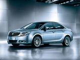 Images of Buick Excelle GT 2010