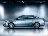 Photos of Buick Excelle GT 2010