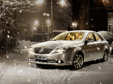 Photos of Buick Excelle 2013