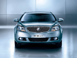 Pictures of Buick Excelle GT 2010