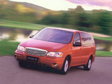Buick GL8 1999–2005 pictures