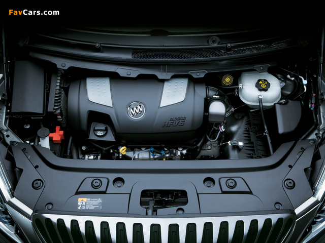 Buick GL8 2010 images (640 x 480)