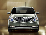 Buick GL8 2010 pictures