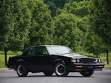 Buick GNX 1987 images