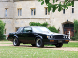 Buick GNX 1987 photos
