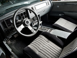 Photos of Buick GNX 1987