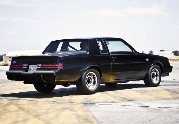 Buick Grand National Wallpapers