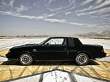 Buick Regal Grand National 1984–87 images