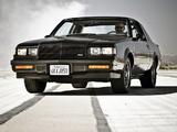 Buick Regal Grand National 1984–87 photos