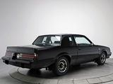 Pictures of Buick Regal Grand National 1984–87