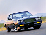 Buick Regal Grand National 1984–87 wallpapers