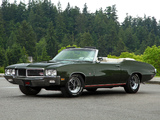 Buick GS 455 Convertible (44667) 1970 images