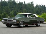 Buick GS 455 Convertible (44667) 1970 photos