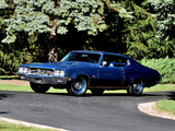 Buick GS 455 Stage 1 (44637) 1970 photos
