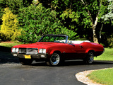 Buick GS Stage 1 Convertible 1970 pictures