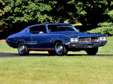 Buick GS 455 Stage 1 (44637) 1970 pictures