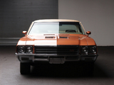 Buick GS 455 Stage 1 (43437) 1971 images