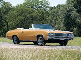 Buick GS 455 Convertible (43467) 1971 wallpapers
