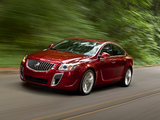 Buick Regal GS 2011–13 photos