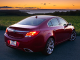 Buick Regal GS 2011–13 wallpapers