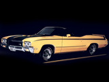 Buick GSX Convertible 1971 wallpapers