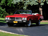 Images of Buick GS Stage 1 Convertible 1970