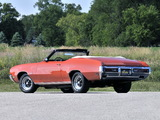 Images of Buick GS 455 Stage 1 Convertible (43467) 1972
