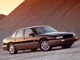 Images of Buick Regal GS Sedan 1995–97