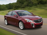 Images of Buick Regal GS 2013