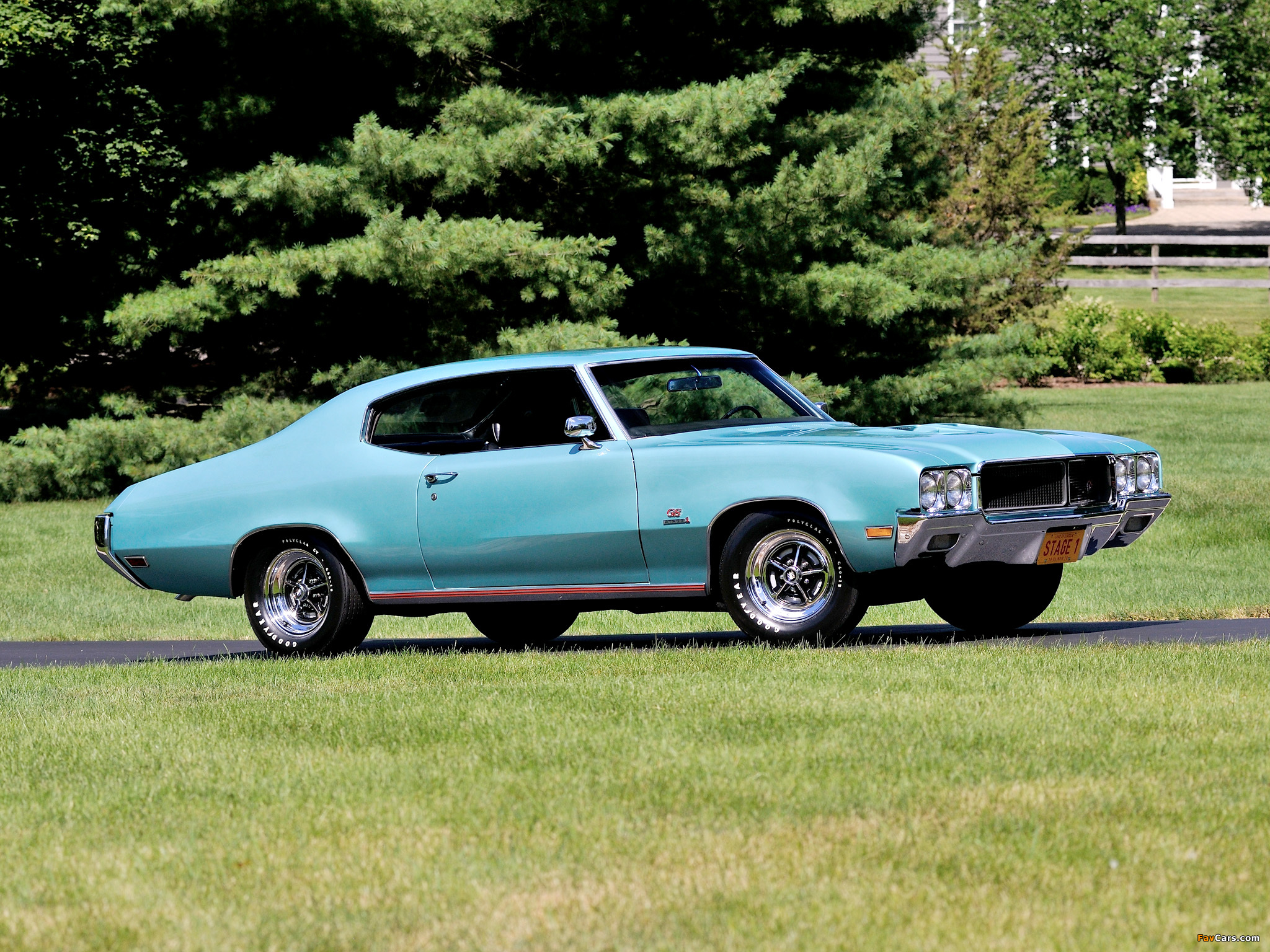Photos of Buick GS 455 Stage 1 (44637) 1970 (2048 x 1536)