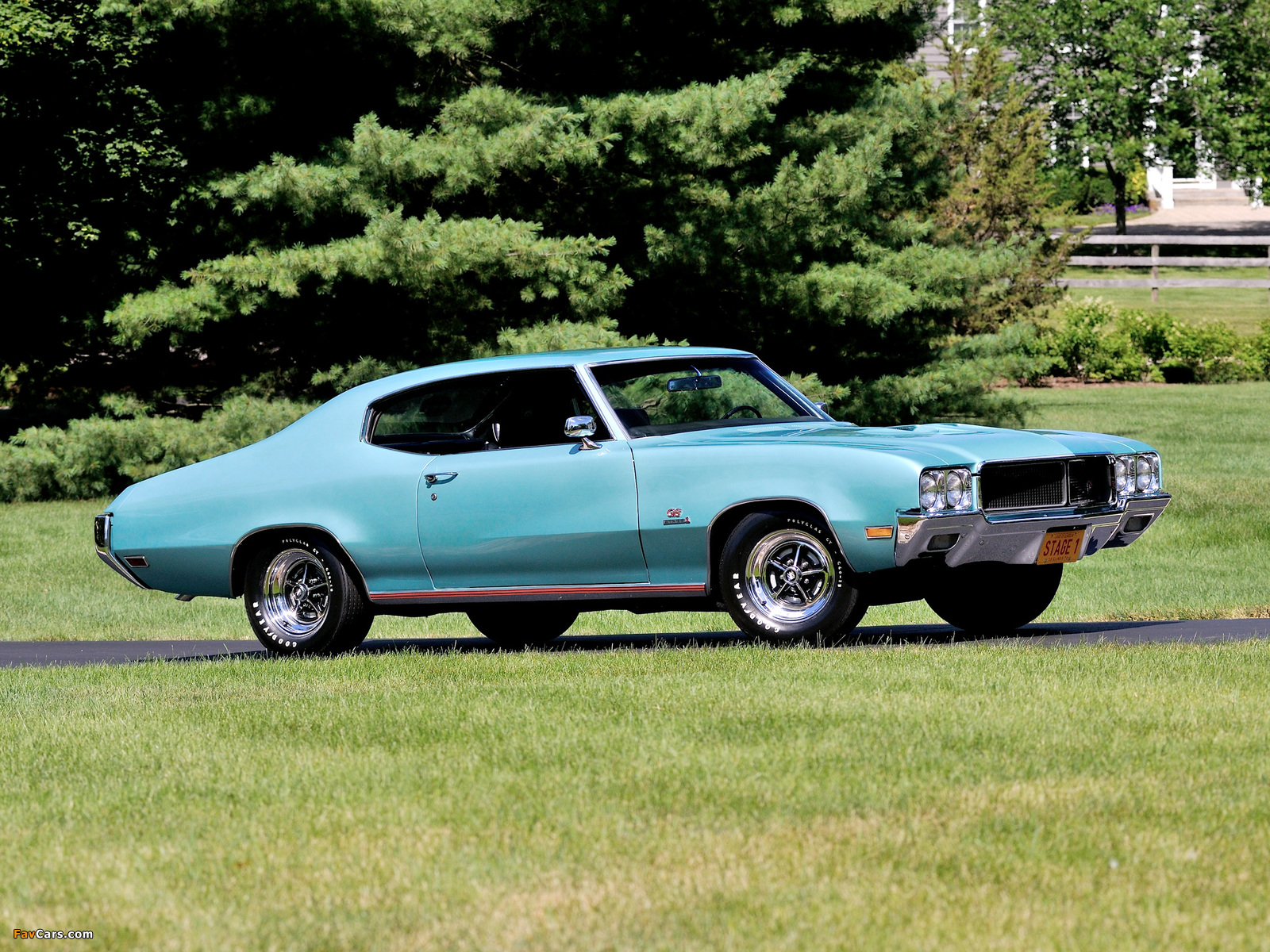 Photos of Buick GS 455 Stage 1 (44637) 1970 (1600 x 1200)