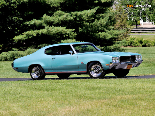 Photos of Buick GS 455 Stage 1 (44637) 1970 (640 x 480)