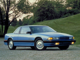 Photos of Buick Regal GS Coupe 1990–93