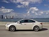 Photos of Buick Regal GS 2011–13