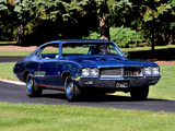 Pictures of Buick GS 455 Stage 1 (44637) 1970