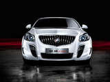 Pictures of Buick Regal GS CN-spec 2011–13