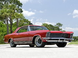 Buick Riviera GS (49447) 1965 wallpapers